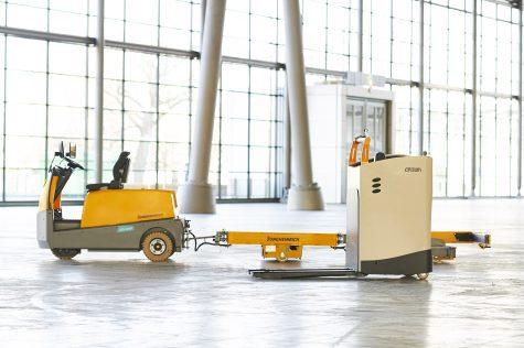 Warehouse Truck Lowlifter (1)