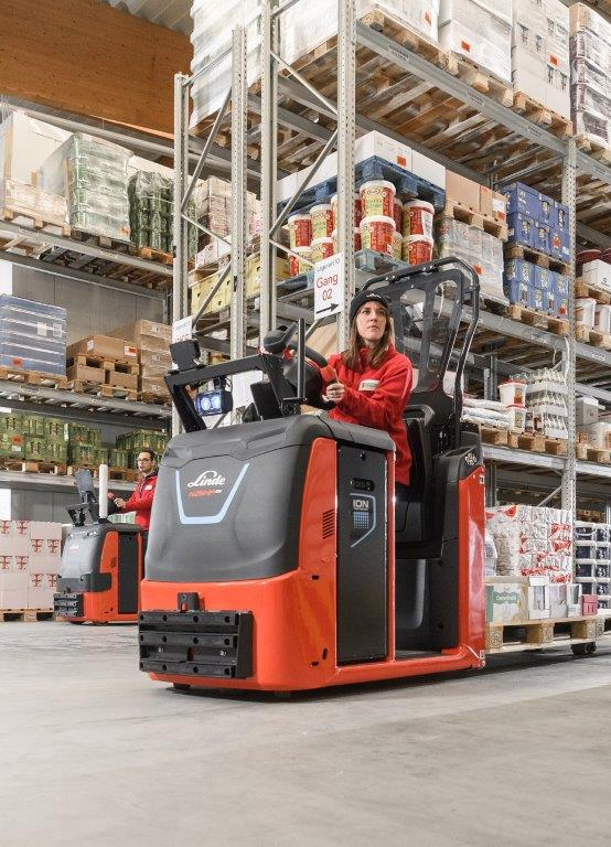 Linde introduces new generation low-level order pickers